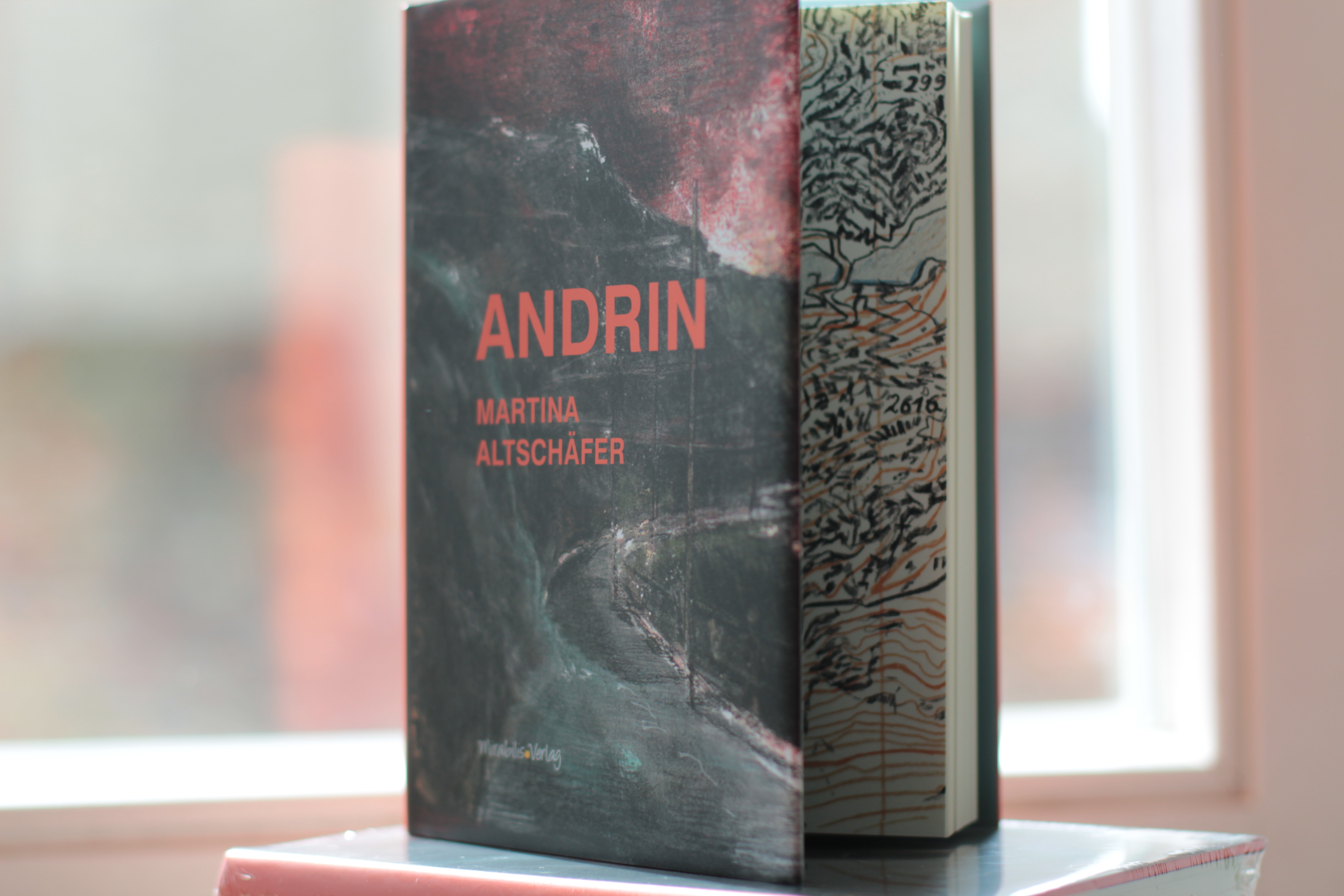 Andrin: Ein modernes Märchen – Rezension bei Faust-Kultur