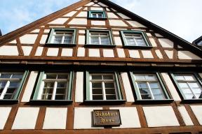 Das Elternhaus auf der Schwäbischen Alb