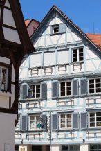 In der Stadtmitte: Das Elternhaus Wielands in Biberach