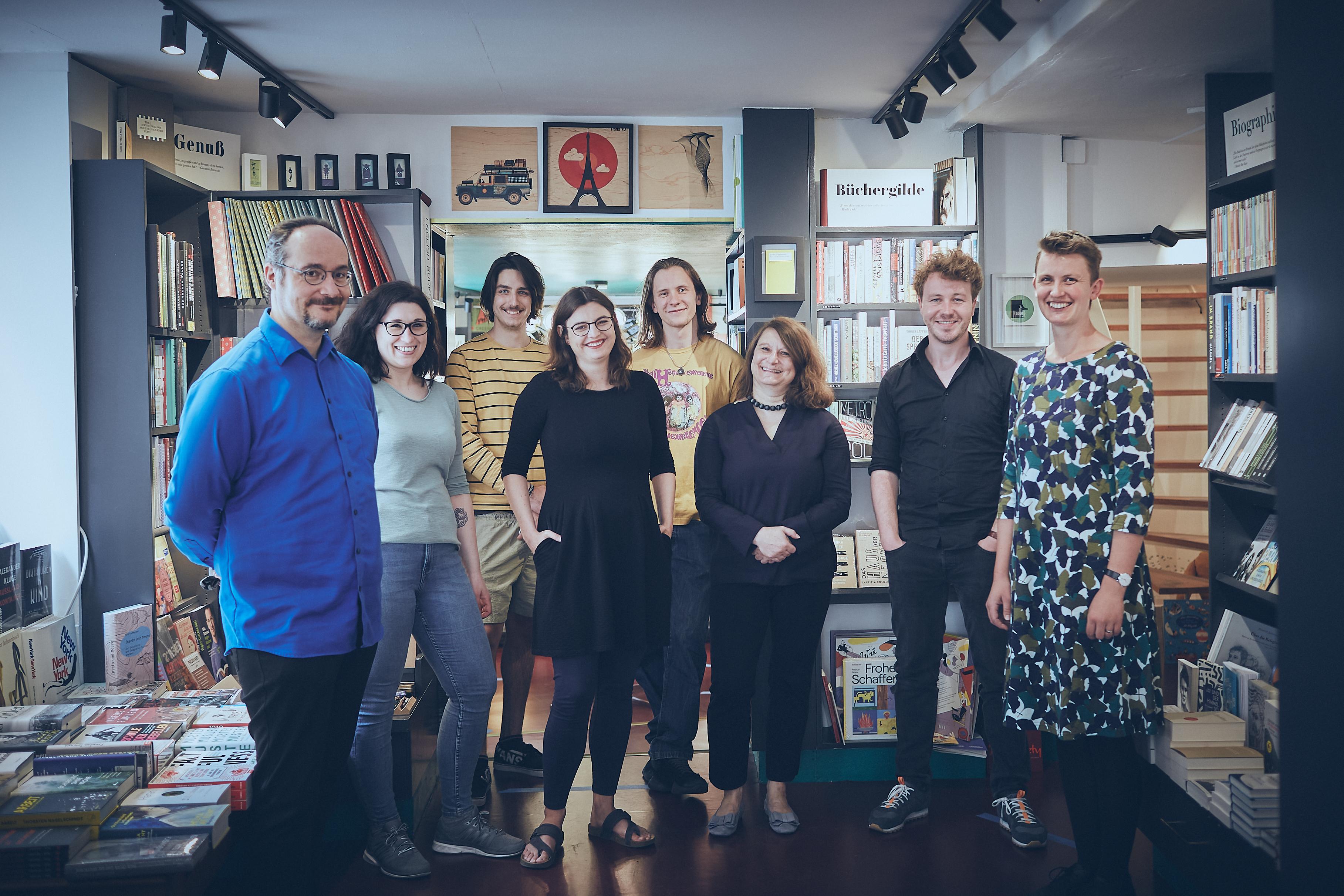 Buchhändler Rasmus Schöll trotzt der Krise: Filialeröffnung in Söflingen
