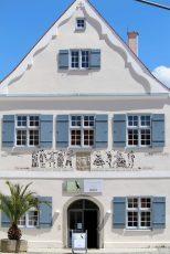 Das Komödienhaus in Biberach