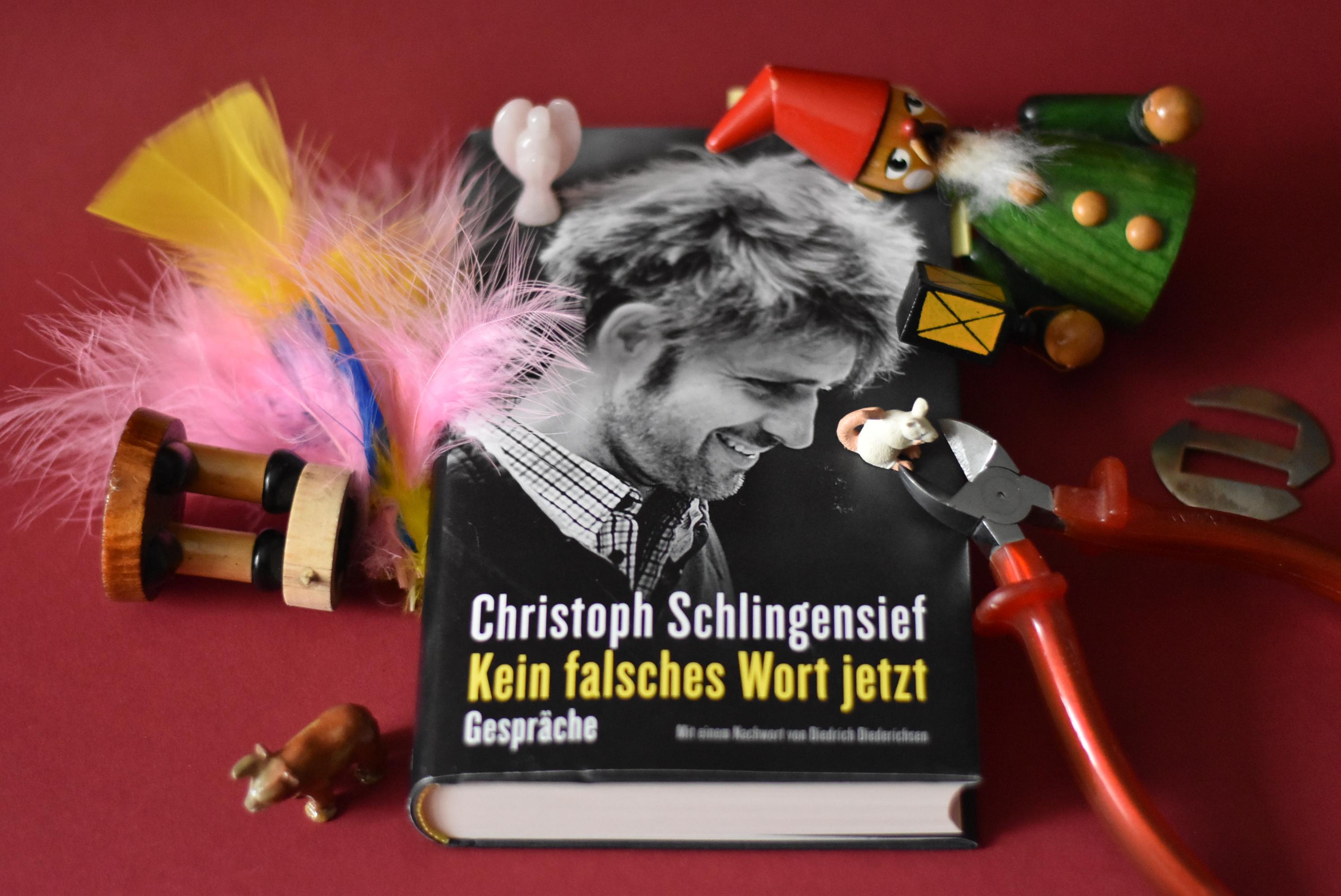 KEIN FALSCHES WORT JETZT – Gespräche mit Christoph Schlingensief